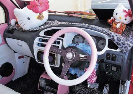 Hc360 - How to decorate your car interior ...