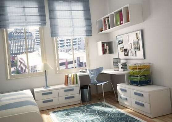 Hc360 - Simple chic apartment decorating ideas with smooth interior setting ...