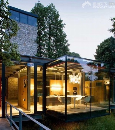 Hc360 for Small glass house plans